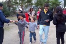 Campaña preventiva en Santiago