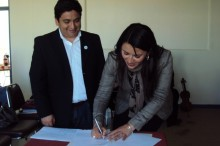 Consultorio de Coquimbo firma política preventiva