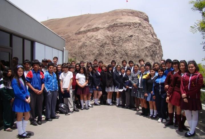 Más de 60 alumnos participaron en la actividad