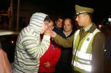 Autoridades encabezando el Plan Control Cero Alcohol