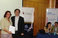 Coordinadora de SENDA en Valparaíso entrega diagnóstico a la Universidad Católica