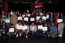 Escolares de Antofagasta