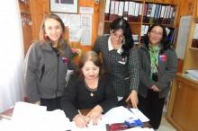 Chile Previene en la Escuela en Panguipulli