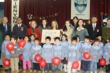 Certificación escuelas preventivas de Panguipulli