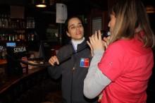 Alcotest educativo en pubs de Coyhaique