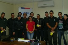 Gendarmes de Santa Cruz