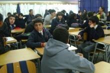 Trabajo preventivo con escolares de residencias de Junaeb