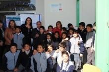 Certificación de escuelas preventivas en Ovalle