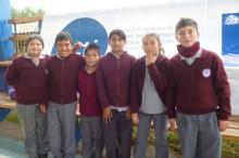 Alumnos de la escuela Mireya Zuleta del puerto de Huasco trabajarán con el nuevo programa Actitud de SENDA