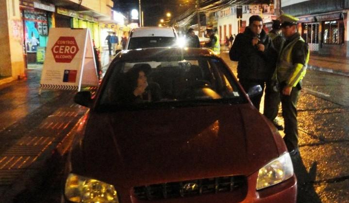 Control Cero Alcohol en Linares