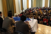 Seminario en Linares