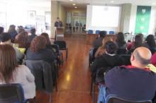 Coordinador de SENDA expone en seminario sobre consumo de alcohol