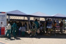 Feria preventiva en Ovalle