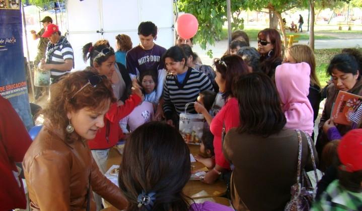Feria preventiva El Palqui