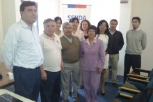 Funcionarios municipales de Huasco fueron capacitados por SENDA en exitoso taller sobre habilidades parentales
