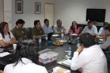 Reunión en Andacollo