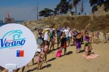 Campaña de Verano en Valparaíso