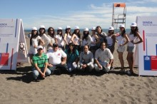 Campaña de verano en Puerto Montt