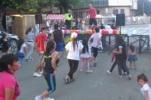 Baile entretenido en Angol