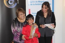 Premiación de exposición de Magallanes