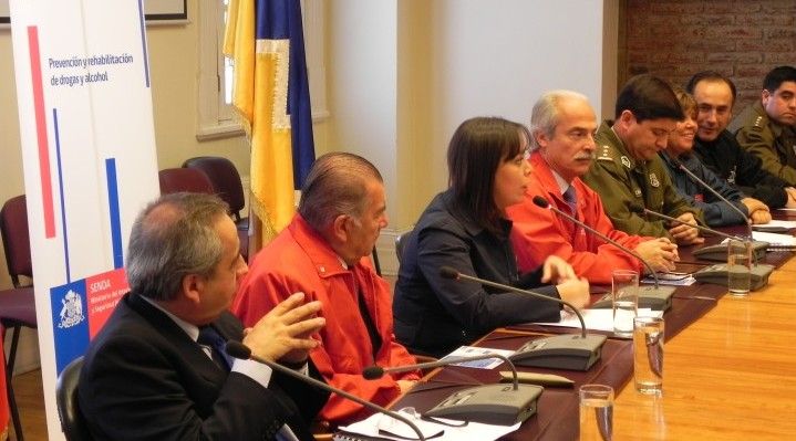 Tolerancia Cero en Magallanes