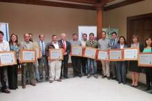 10 empresas de la región de Atacama recibieron de parte del SENDA su certificación como espacios laborales preventivos en nivel inicial.