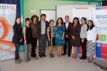 Chile Previene en la Escuela en Quillota