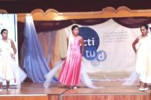 Brillante presentación artística engrandeció el lanzamiento del programa ACTITUD