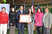 Certificación de escuela de Coyhaique