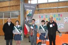 Escuela rural Alerce de Puerto Montt