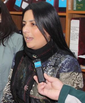 Directora de SENDA en Aysén