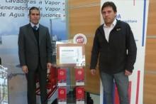 Certifican prácticas preventivas de empresa de limpieza industrial IMT