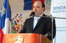 Coordinador regional del SENDA Jaime Carvallo