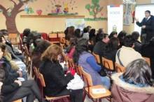 Capacitación a comunidad de Longaví