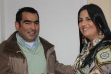 Alcalde de Guaitecas y directora de SENDA