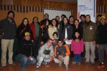 Taller para jóvenes de Aysén