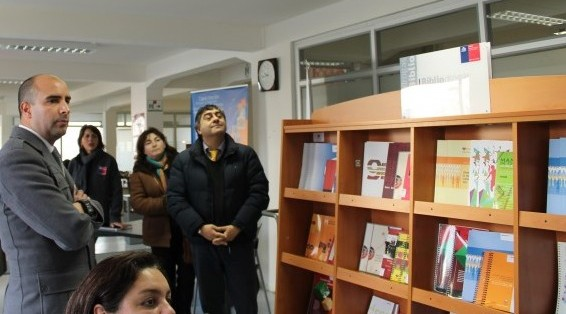 Bibliodrogas en Puerto Montt