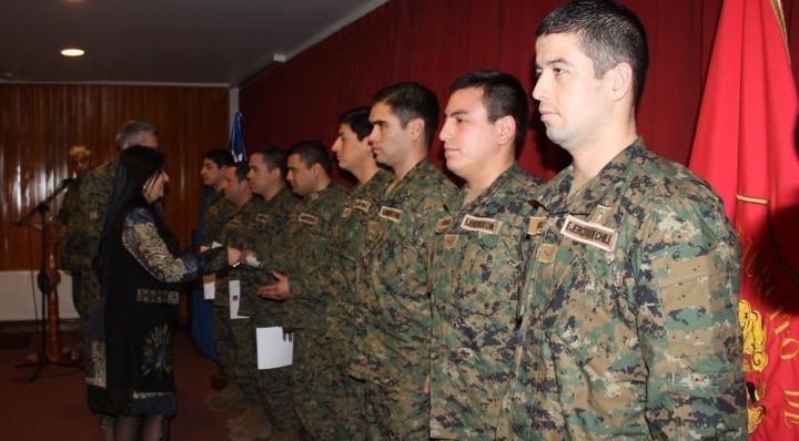 SENDA capacita a efectivos del Ejército