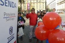 Día de la Prevención en Santiago