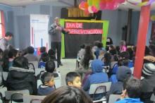 Día de la Prevención del Consumo de Drogas en Padres Las Casas