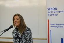 Directora metropolitana de SENDA