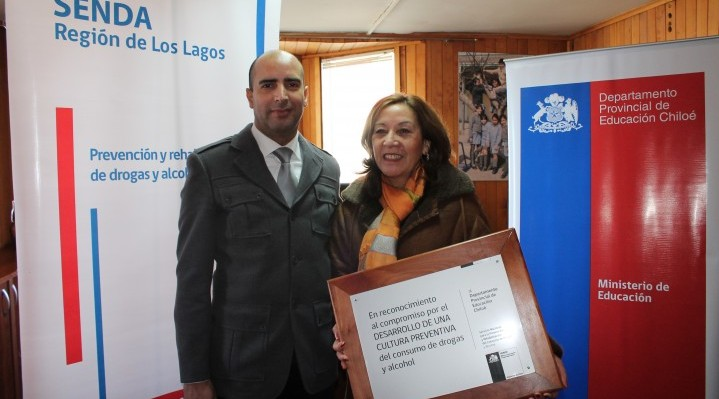 Reconocimiento a Gobernación Provincial de Chiloé