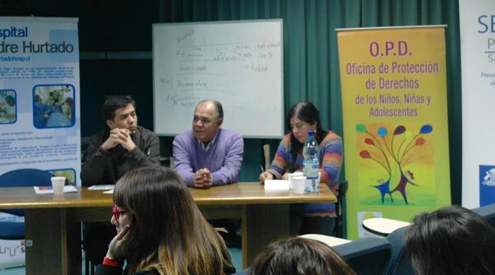 Expositores en seminario sobre prevención