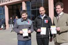 Campaña preventiva de Injuv