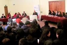 Debates estudiantiles