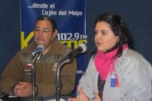 Campaña preventiva en Radio Kayros