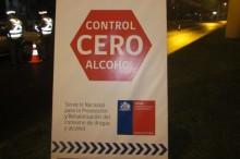 Control Cero Alcohol en Araucanía