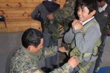 Recreos preventivos en Aysén