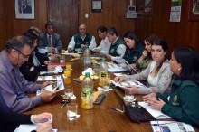 Política comunal de drogas en Temuco