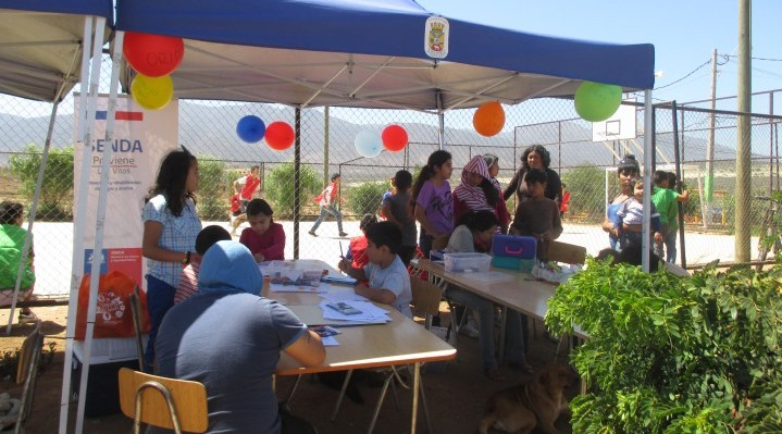 Jornada Recreativa SENDA